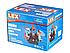 Точильний станок Lex LXBG14 с подсветкой : 1400Вт : 150мм, фото 7
