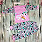 Детская пижама Кошка начес, фото 3
