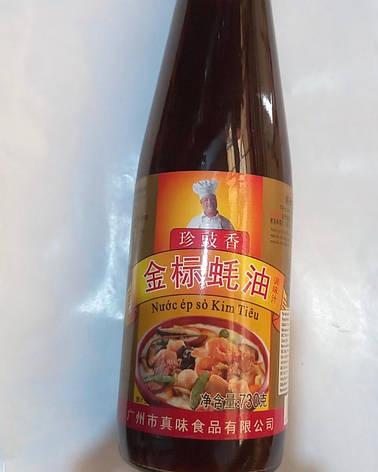 Натуральний устричний соус Kim Tieu. 730 гр., фото 2