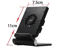 Мобильный игровой Bluetooth адаптер с охлаждением, игровой клавиатурой и мышкой Union Sundy PUBG Mobile P6, фото 3