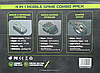 Мобильный игровой Bluetooth адаптер с охлаждением, игровой клавиатурой и мышкой Union Sundy PUBG Mobile P6, фото 4