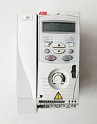 Б/У Частотный преобразователь ABB ACS150-01E-09A8-2. Требует ремонта, сгорел силовой модуль