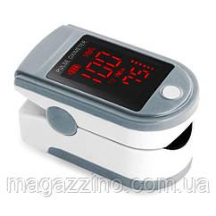 Пульсоксиметр на палець Pulse Oximeter Fingertip