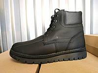 Чоловічі зимові черевики шкіряні 39, 40, 41, 42, 43, 44, 45, 46, 47 р-ри, фото 1