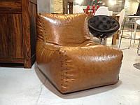 Бескаркасное кресло в стиле лофт, модерн