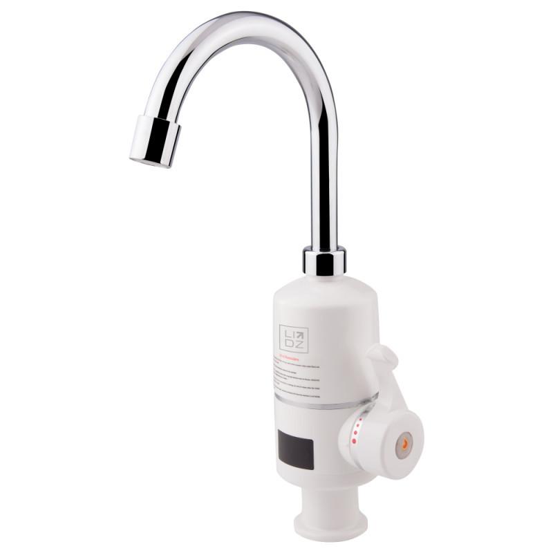 Краны для воды Lidz Монокран с электронагревом Lidz (WCR)-0056