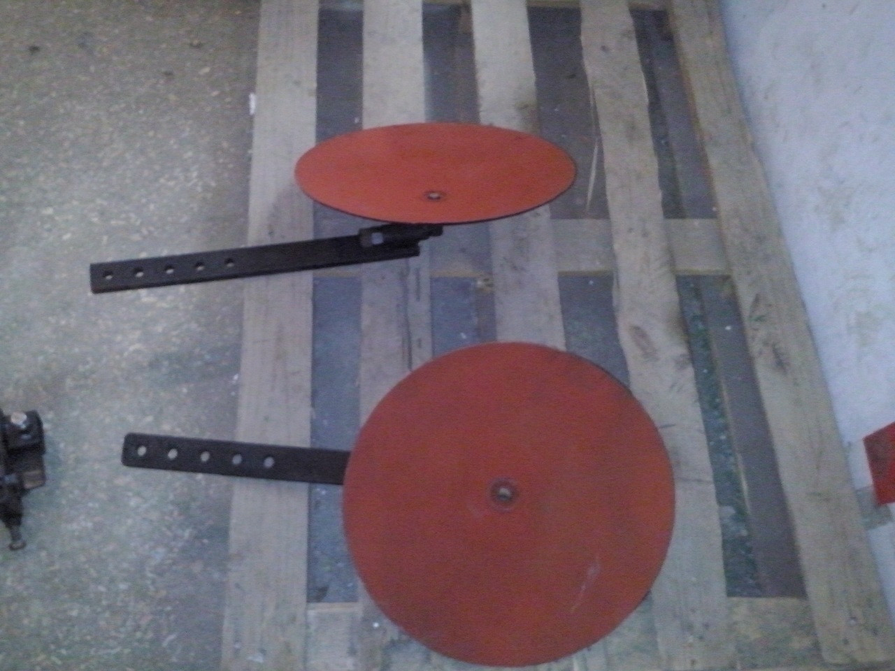 """Окучник дисковый  """"АРА"""" (40 см) (1 шт.)"""