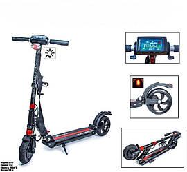 Электросамокат Scale Sports SS-01 Дисплей управления Led-фонарик