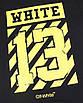 Свитшот осень-зима черный с желтым OFF-WHITE №13 BLK L(Р) 19-503-003-001, фото 5