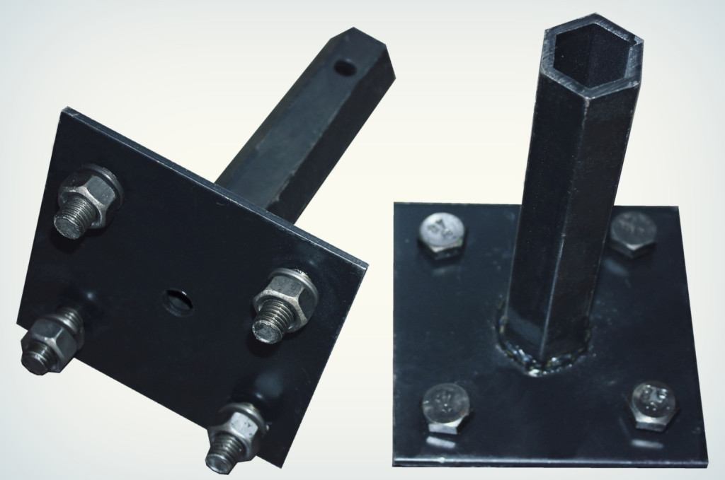 "Дифференциал ""Zirka 135"" ""Премиум"" (кованная шестигранная труба, диаметр 32 мм, длина 200 мм)"