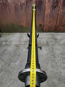 Балка для прицепа под жигулевское колеса усиленная (толщина 6 мм) АТВ-155(01Р)