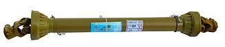 Карданный вал для косилки, сажалки, сеялки (80 см) 6*6 шлицов