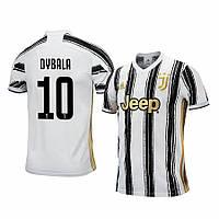 Футбольная форма Ювентус Дибала (FC Juventus DYBALA) 2020-2021 Домашняя Детская
