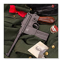 Оригинал!Пистолет пневматический SAS Маузер M712 Blowback (4.5мм)
