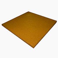 Резиновая плитка PuzzleGym 500х500х10 мм Оранжевый