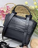 Женский клатч 037 черный, женские клатчи, женские сумки купить оптом в Украине