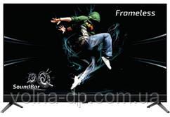 Телевізор GT9UFLSB55, frameless+Soundbar+decor 4K ULTRA HD (GRUNHELM)
