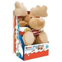 Kinder Chocolate Mini с мягкой игрушкой Лосенок