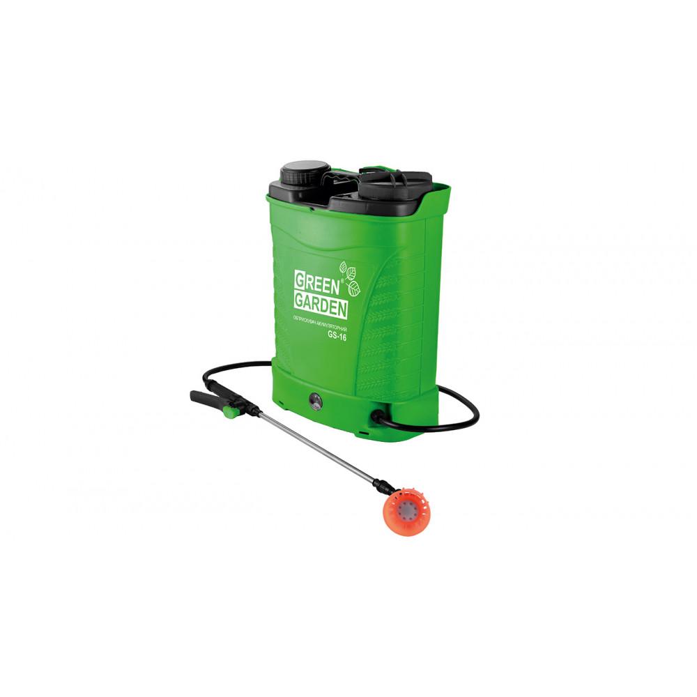 Обприскувач акумуляторний Green Garden GS-16
