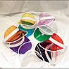 Кольоровий пластиковий козирок від сонця, фото 6