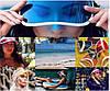 Солнцезащитный пластиковый козырек разные цвета, фото 6