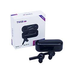 Наушники беспроводные TW08 Bluetooth 5.0, фото 3