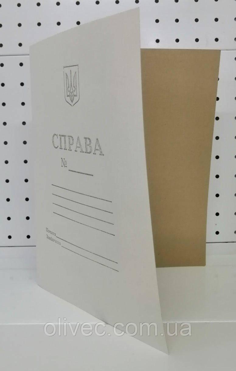 Папка для бумаг Дело без скоросшивателя