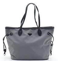 Женская сумка 6010 grey купить женские сумки оптом недорого в Украине, фото 1