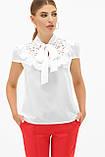 GLEM блуза Федеріка к/р, фото 2