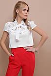 GLEM блуза Федеріка к/р, фото 5