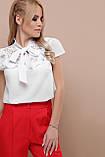 GLEM блуза Федеріка к/р, фото 6