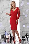 GLEM плаття Флоренція д/р, фото 2