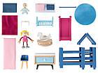 Набір дерев'яних меблів та ляльок PLAYTIVE® Німеччина, фото 2