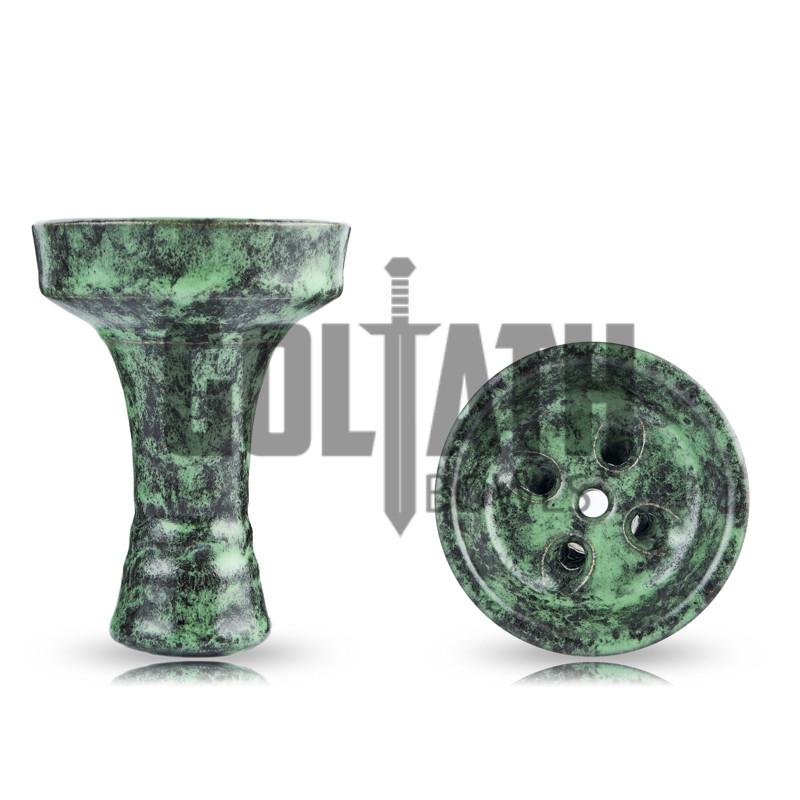 Чаша Goliath Bowl EQUIL, Green Marble (Голиаф Боул Эквил)