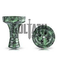 Чаша Goliath Bowl EQUIL, Green Marble (Голиаф Боул Эквил), фото 1