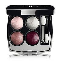 Chanel Les 4 Ombres - Chanel Тени Шанель 4 цвета компактные (лучшая цена на оригинал в Украине) Вес: 1,2гр., Цвет: Chanel Les 4 Ombres 14 Mystic Eyes