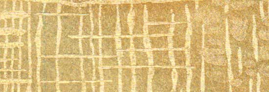 Картон фольгированный 215г 20х30см одностор.тисненый ЗОЛОТО - СТРУКТУРНЫЙ