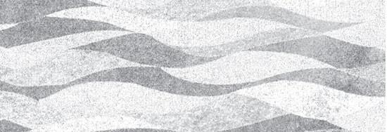 Картон фольгированный 215г 20х30см одностор.тисненый СЕРЕБРО - ВОЛНЫ