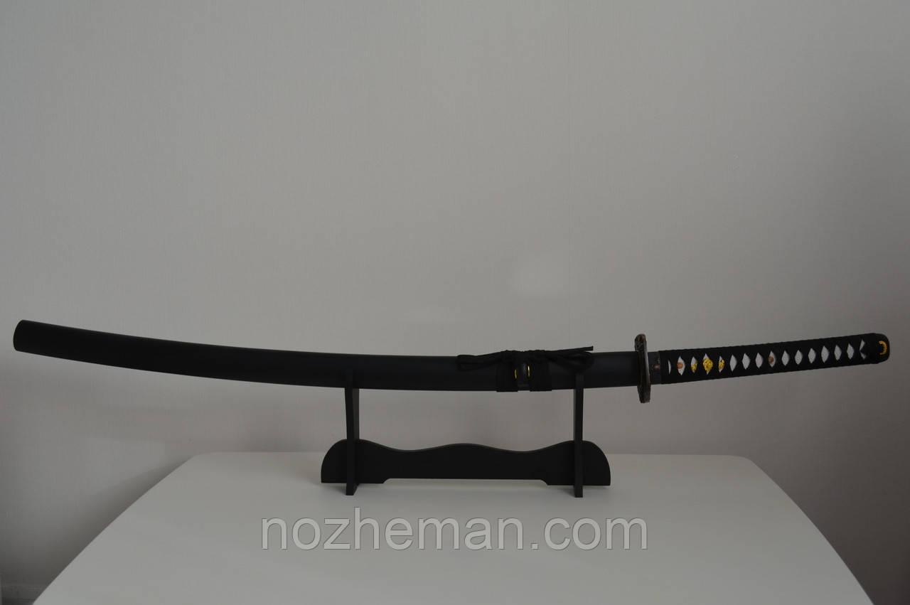 Самурайський меч Катана (Іоші 2), достойний і солідний подарунок чоловікові