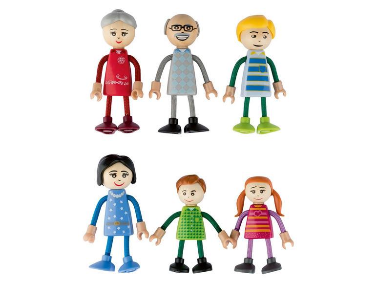 Набір меблів ляльки PLAYTIVE® для лялькового будинку Німеччина