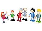 Набір меблів ляльки PLAYTIVE® для лялькового будинку Німеччина, фото 2