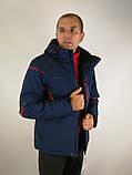Чоловіча зимова куртка, фото 2