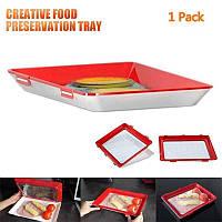 Лоток для хранения пищевых продуктов в вакуумной упаковке Clever