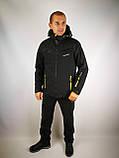 Короткая мужская куртка, фото 6
