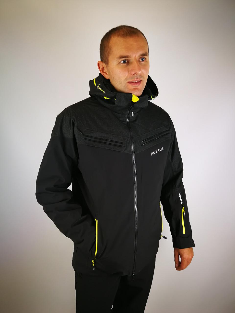 Короткая мужская куртка