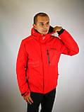 Красная мужская куртка, фото 3