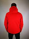 Красная мужская куртка, фото 5