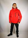 Красная мужская куртка, фото 6