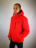Красная мужская куртка, фото 7