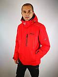 Красная мужская куртка, фото 2
